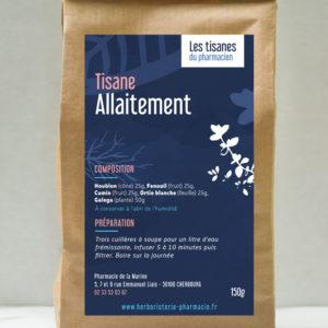 tisane-allaitement
