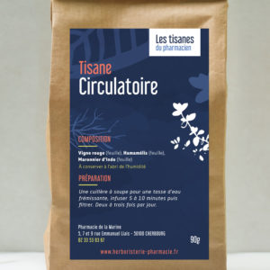 tisane-circulatoire