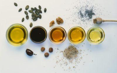 Les huiles végétales: qu'est-ce que c'est?