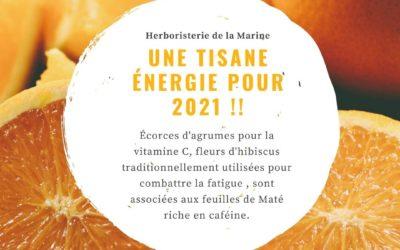 Tisane Energie