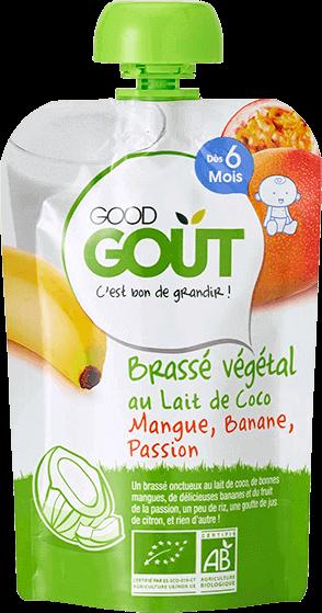 good gout brasse vegetal sans lactose