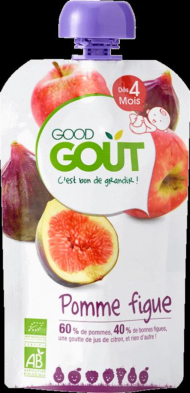 good gout pomme figue