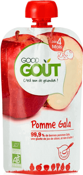 good gout compote pomme